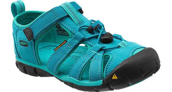 Keen Seacamp II CNX Sandals Children Baltic/Caribbean Sea